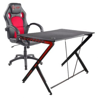 GAMING DESK/CHAIRS